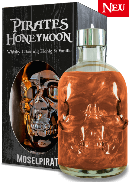 PIRATES HONEYMOON - Whisky-Likör